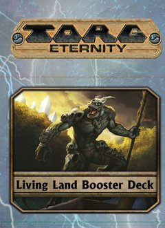 Torg Eternity - The Living Land Booster Deck