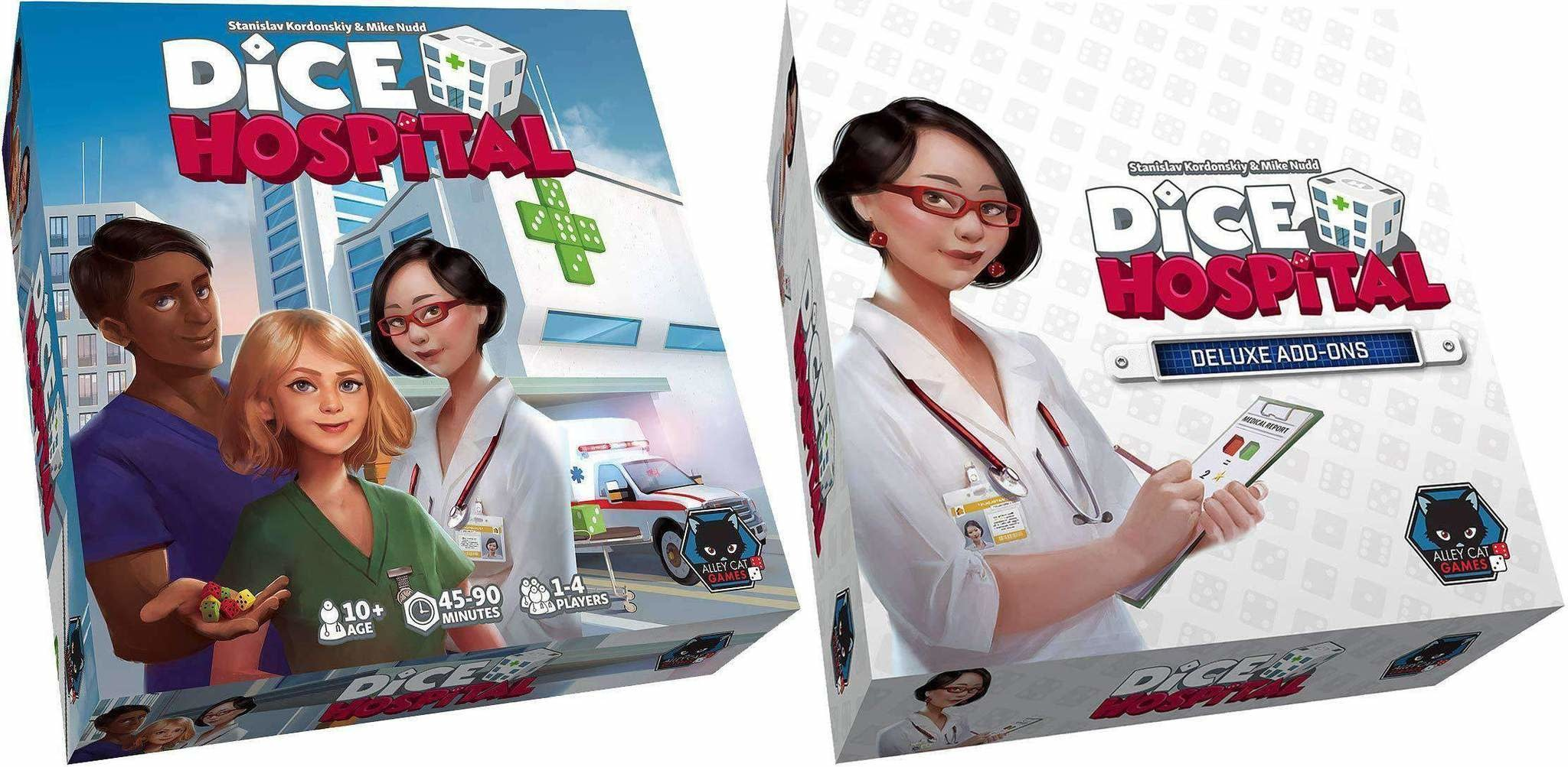 Dice Hospital Deluxe Edition