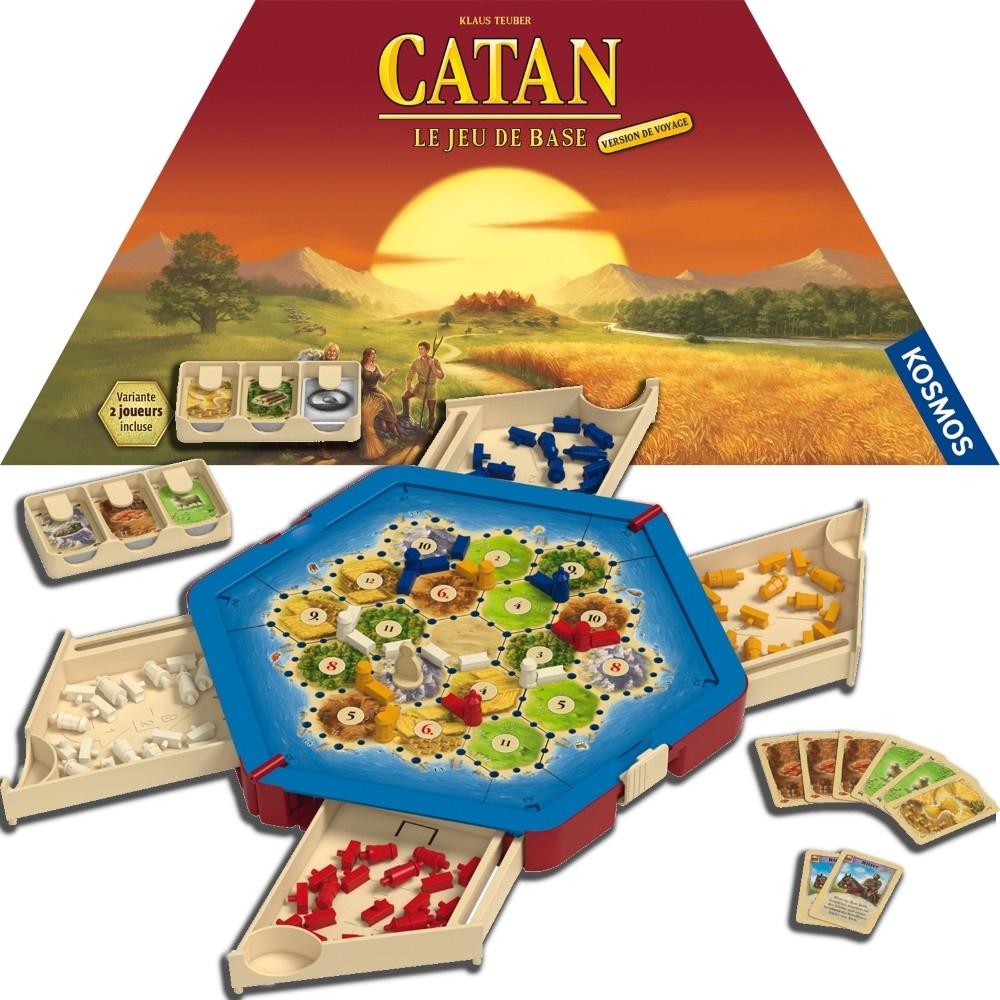 Catan Voyage FR