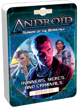 Genesys: Runners, Mercs, and Criminals