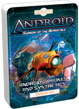 Genesys: Androids, Drones, and Synthetics