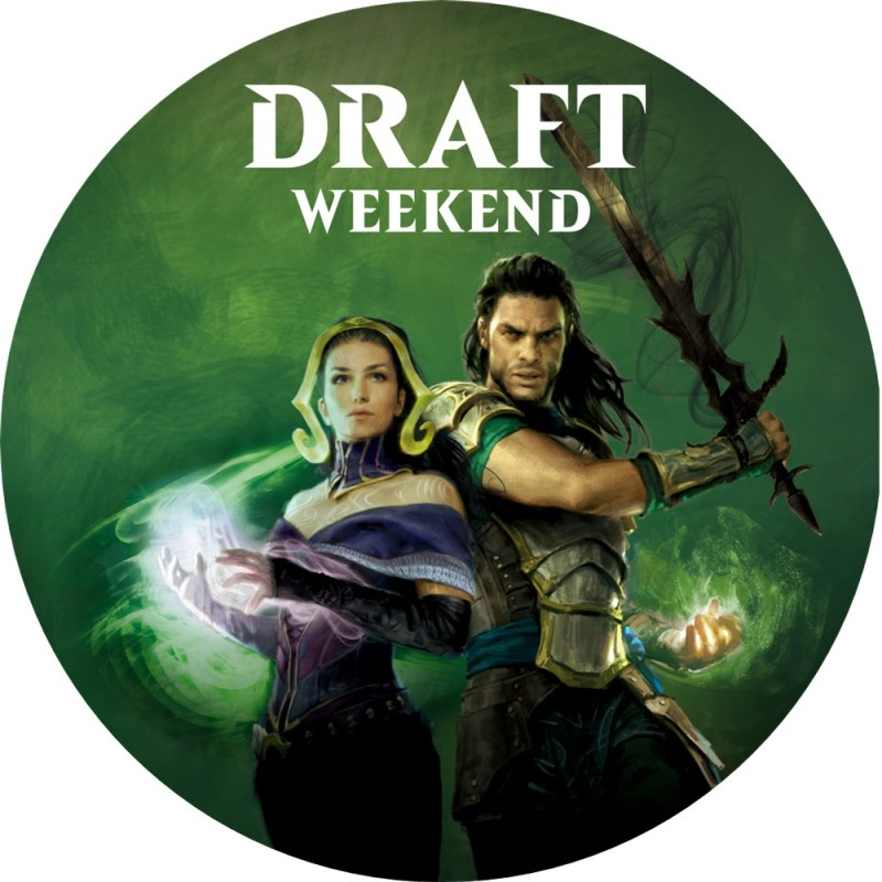 War of the spark Draft Weekend