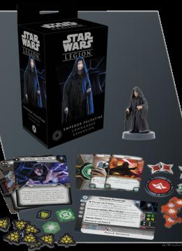 Emperor Palpatine Commander Expansion SW Legion FR