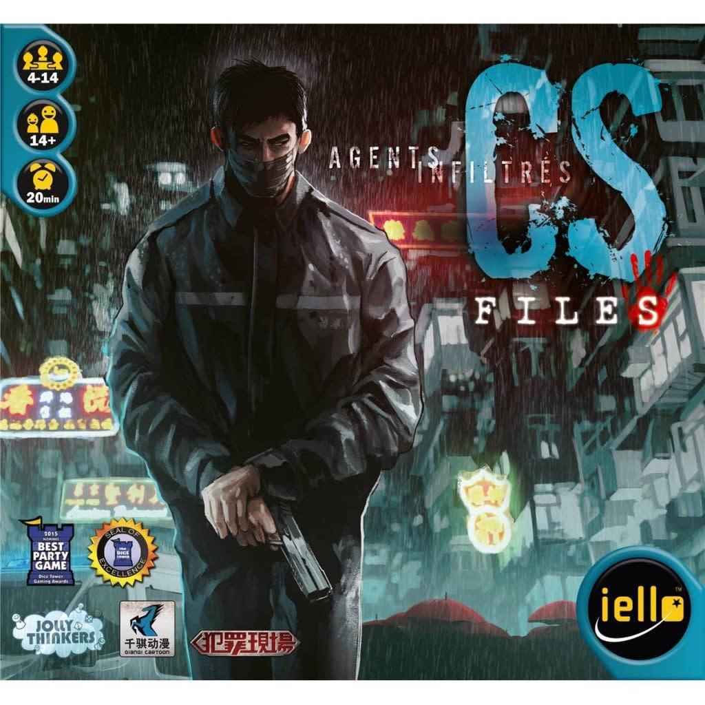 CS Files ext Agents Infiltrés