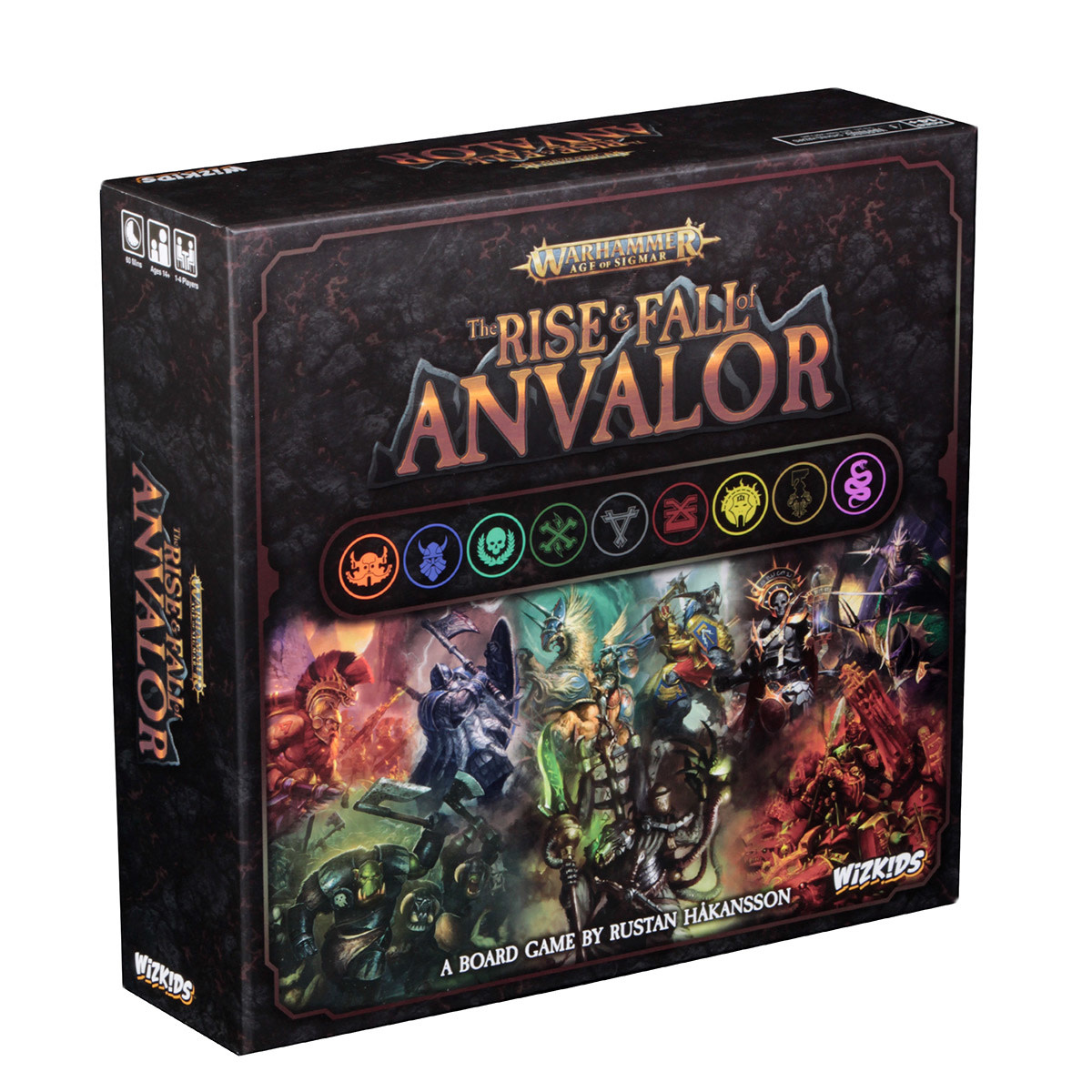 Warhammer: The Rise and Fall of Anvalor