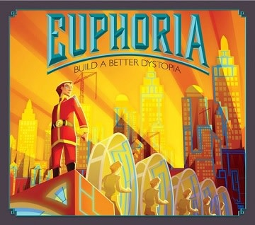 Euphoria w/ Game Trayz