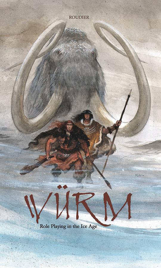 Wurm Core Rulebook RPG
