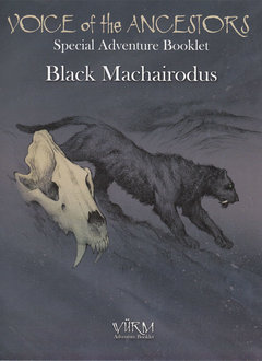 Wurm Voice of Ancestors Black Machairodus