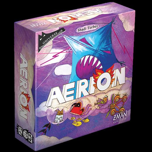 Aerion - Collection Oniverse EN (Sortie le 18 Avril)