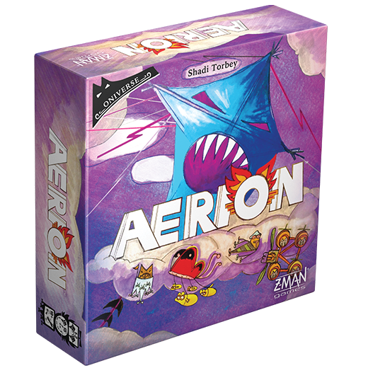 Aerion - Collection Oniverse EN