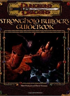 D&D 3.5 Stronghold Builder's Guidebook (Used)