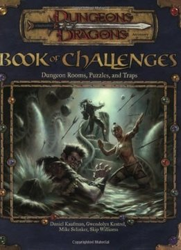 D&D 3.5 Book of Challenges (Usagé)