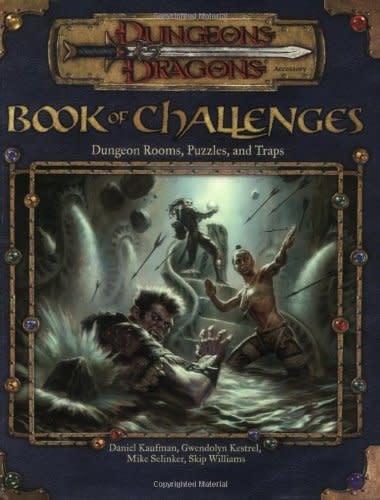 D&D 3.5 Book of Challenges (Usagé)