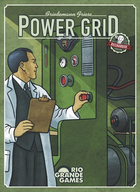 Power Grid Recharged Edition