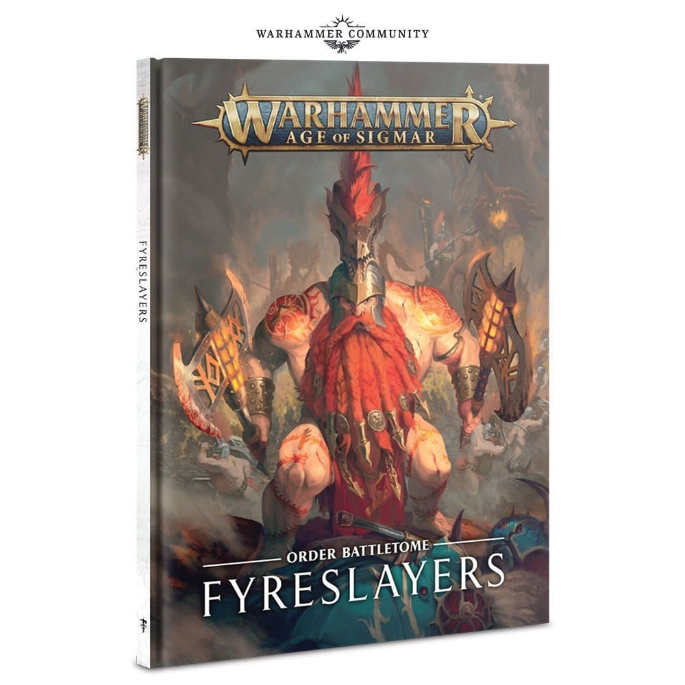 Battletome: Fyreslayers FR