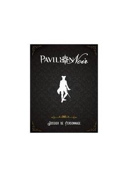 PAVILLON NOIR 2 - DOSSIER DE PERSONNAGE (FR)