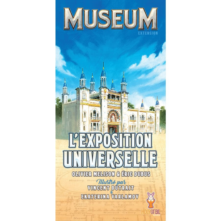 Museum - Exposition Universelle (FR)