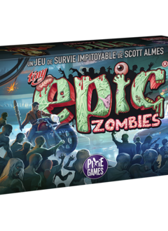 Tiny Epic Zombies (FR)