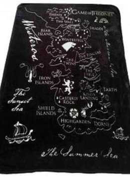 G.O.T. Coral Throw - Map