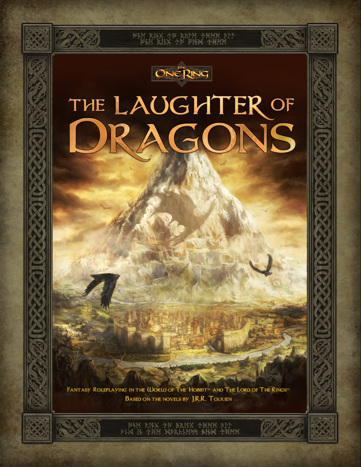 One Ring RPG - The Laughter of Dragons