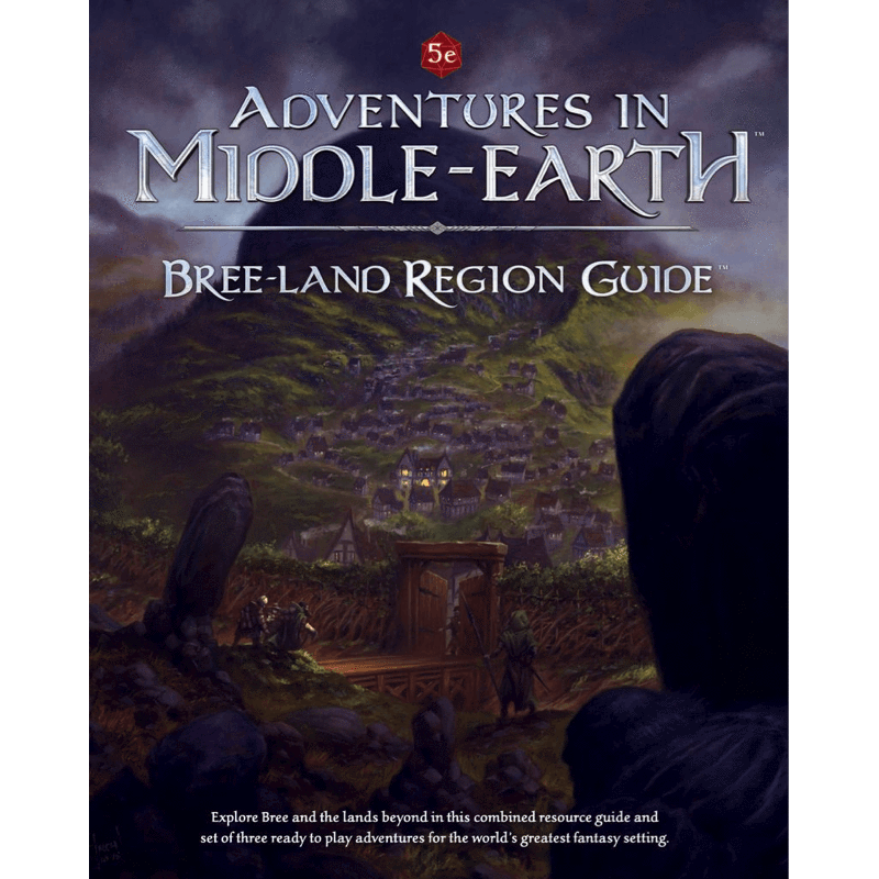 Adventures in Middle-Earth - Breeland Region Guide