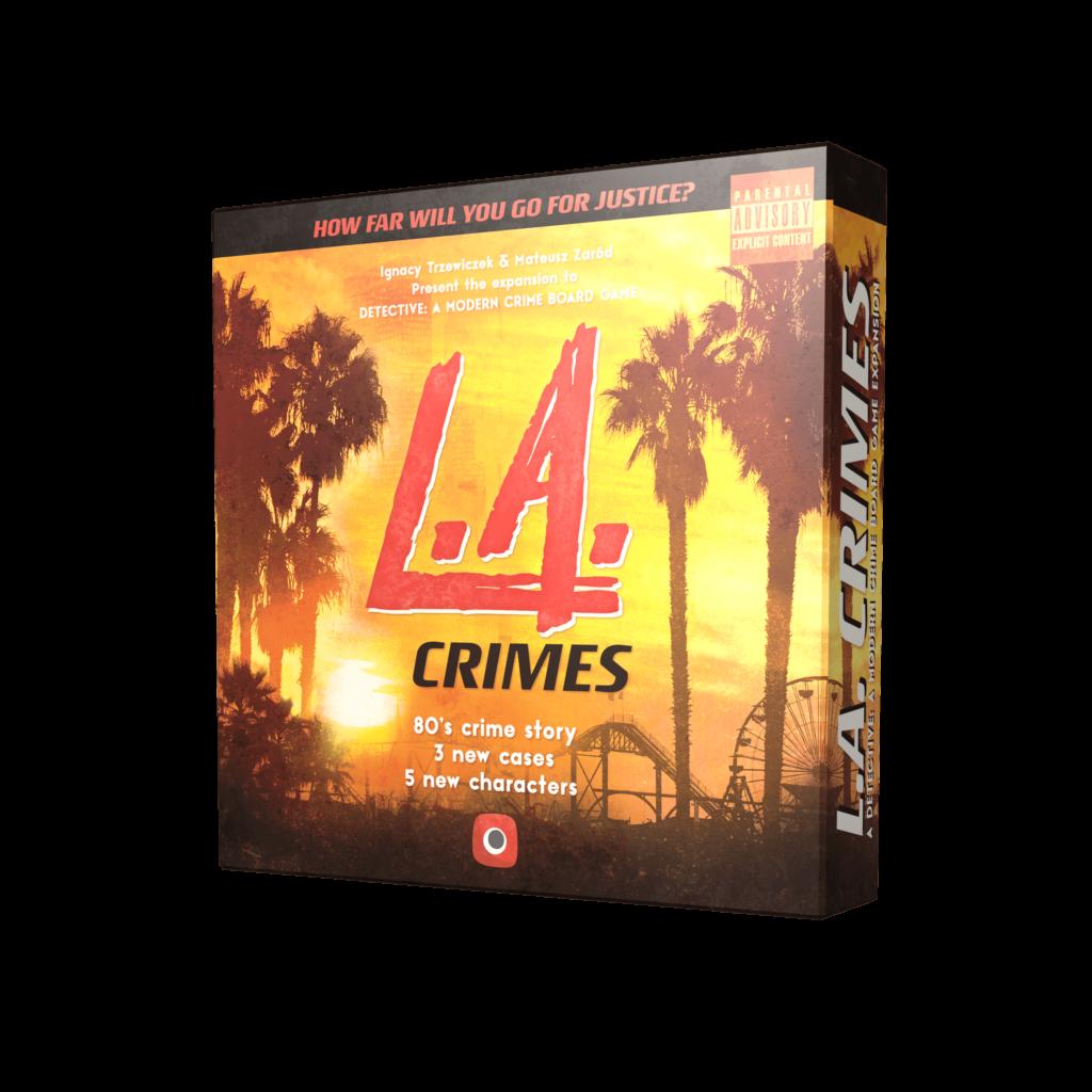 Detective L.A. Crimes Expansion