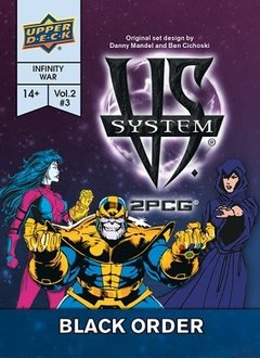 VS System 2PCG Black Order