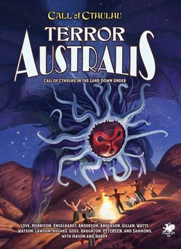 Call of Cthulhu Terror Australis - Land Down Under