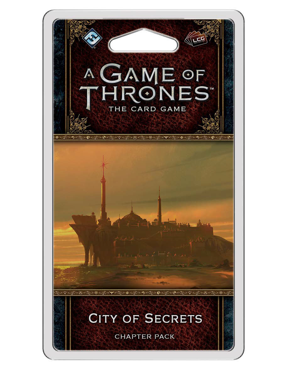 AGOT LCG - City of Secrets Chapter Pack