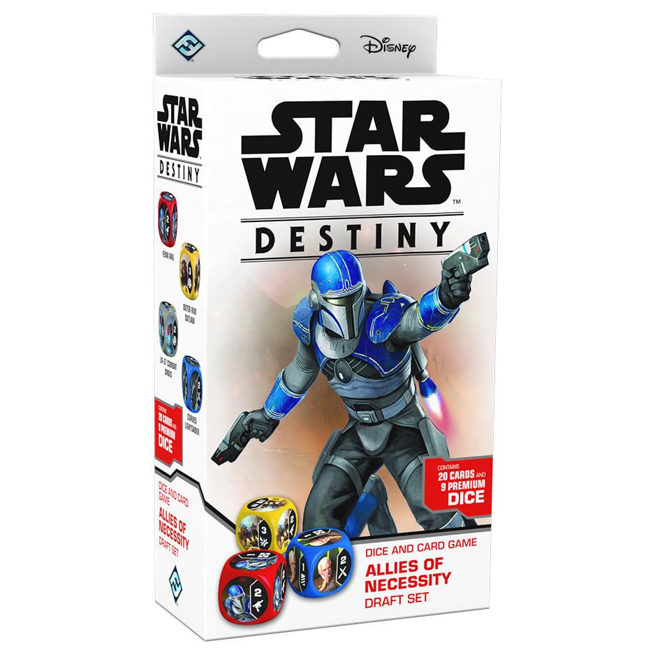SW Destiny : Allies of Necessity Draft Set