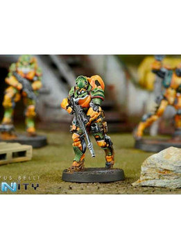 Infinity - Yu Jing Haidao Special Support Group