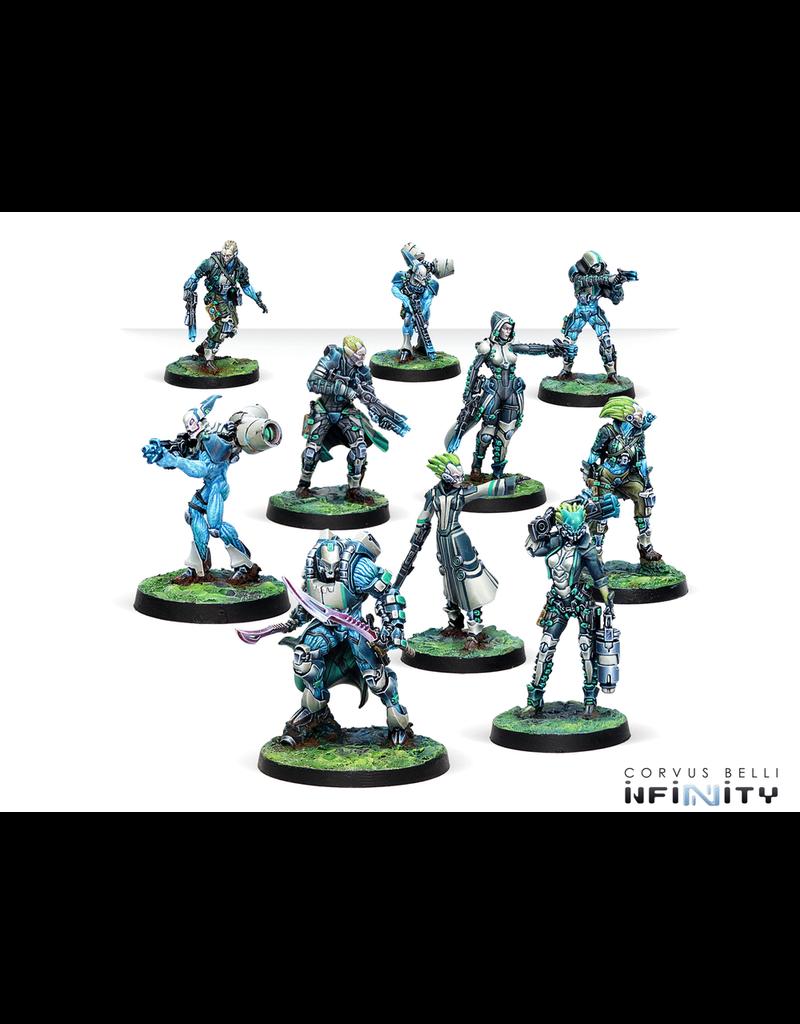 Infinity - Tohaa Spiral Corps Army