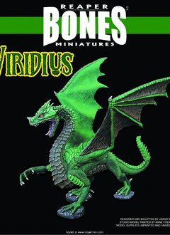 Bones - Viridius, Great Dragon