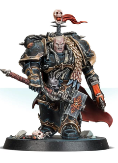 Chaos Space Marine Chaos Lord 2019