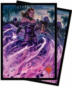 War of the Spark Sleeves - Liliana