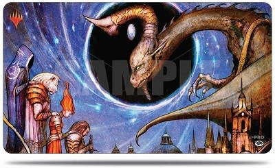 War of the Spark Playmat - Deliver Unto Evil