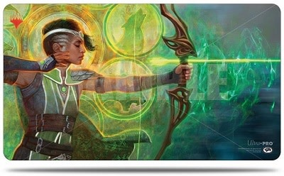 War of the Spark Playmat - Vivien's Arkbow