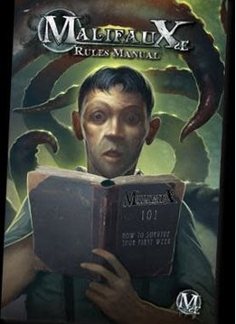 Malifaux 2E - Core Rulebook