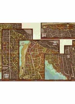 D&D Waterdeep Dragon Heist Map