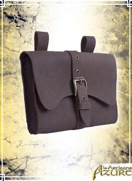 Spellbook Pouch - Brown