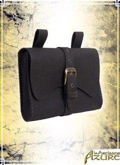 Spellbook Pouch - Black
