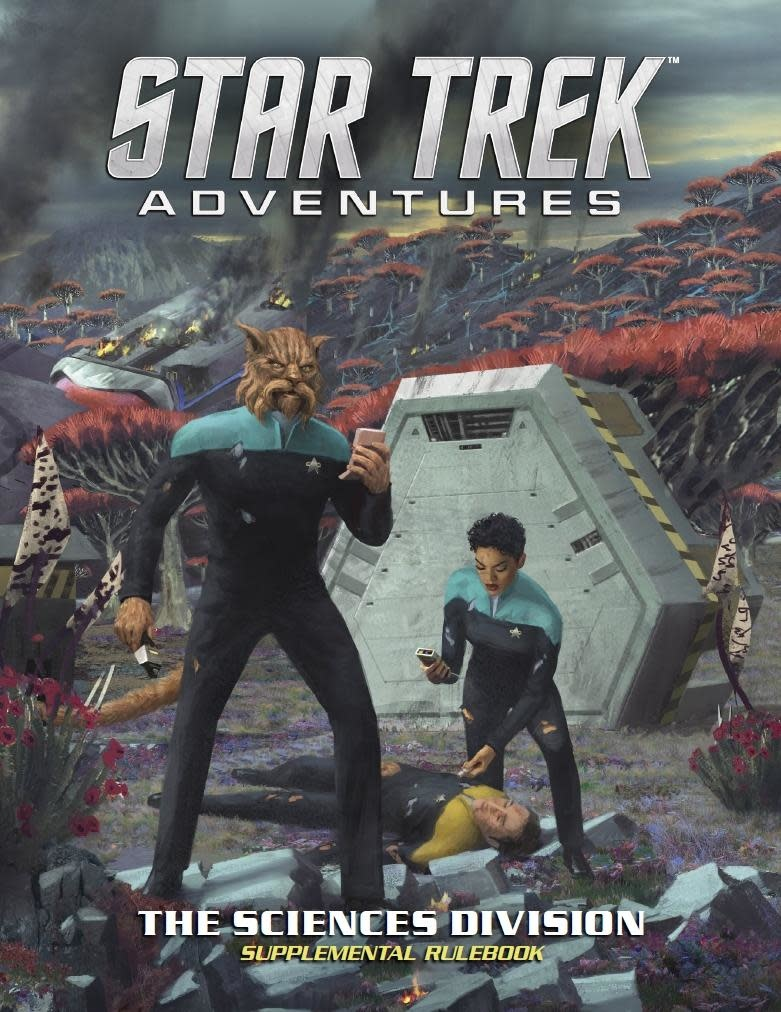 Star Trek Adventures - The Sciences Division