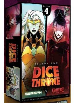 Dice Throne Season 2 - Vampire Lord vs Seraph