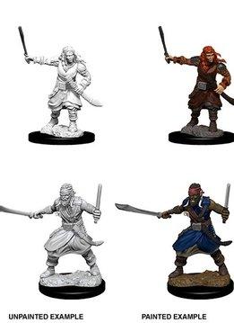 D&D Unpainted Minis - Bandits