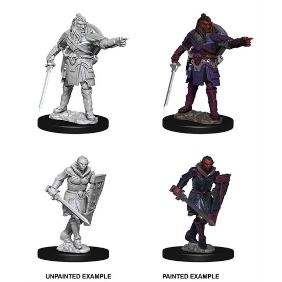 D&D Unpainted Minis - Hobgoblins