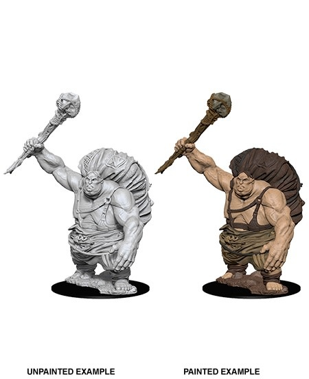 D&D Unpainted Minis - Hill Giant