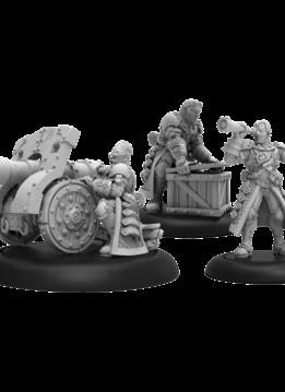 Mercenaries - Steelhead Cannon Crew
