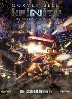 Infinity RPG GM Screen