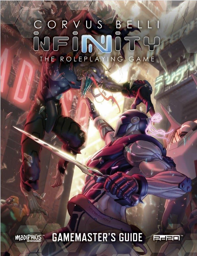 Infinity RPG Gamemaster's Guide