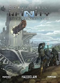 Infinity RPG Haqqislam SC